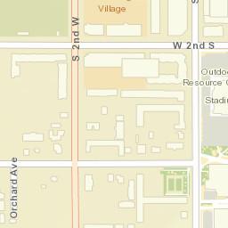 BYU Idaho Interactive Map
