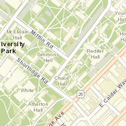 Penn State Main Campus Building Finder