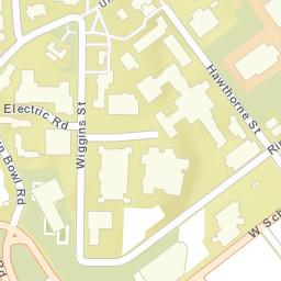 Campus Map Utep.Utep Aerial Campus Map 2018