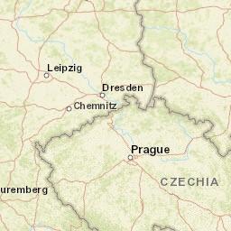 Schlesien Karte Deutsche Ortsnamen.Deutsch Polnische Landkarte Mapa Polsko Niemiecka Stiftung Für