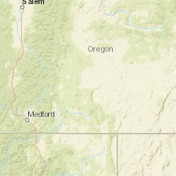 State Of Oregon Fire Information Statistics
