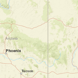 Map Of Arizona Voting Districts.Colorado Webmaps Legislative Districts