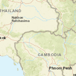 Maps | Open Development Mekong