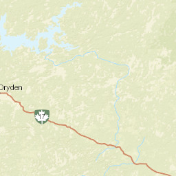 DNR Buffer Map