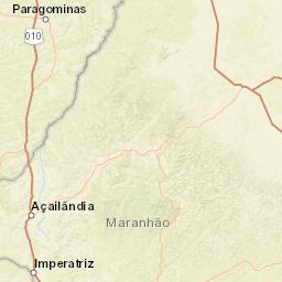 Topographic Maps Brazil 1 1 000 000 Scale Topographic Maps Index