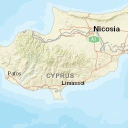 Famagusta Water Temperature | Cyprus Sea Temperatures