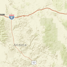 Map Of Young Arizona.Coconino National Forest Alerts Notices