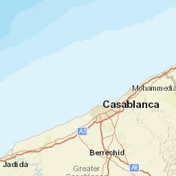 Mohammedia Water Temperature Morocco Sea Temperatures