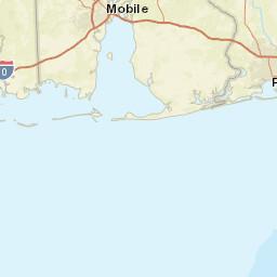 Gulf Shores (AL) Water Temperature | United States Sea Temperatures