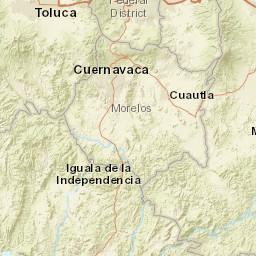 Ciudad de México (CDMX) - Encuentra nidos pokémon y todos los puntos