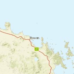 Mckay Australia Map.Magnetic Declination In Mackay Australia