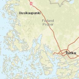 Uusikaupunki Water Temperature Finland Sea Temperatures