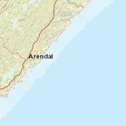 Sandefjord Water Temperature Norway Sea Temperatures