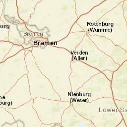 Bremerhaven Water Temperature Germany Sea Temperatures