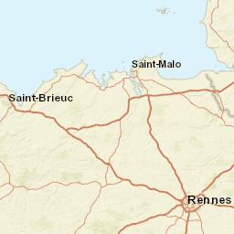 SaintMalo Water Temperature France Sea Temperatures