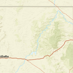 Magnetic Declination in Spearfish, USA