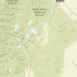 Interactive Prescribed Fire And Air Quality Maps For Central Oregon