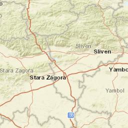 Burgas Water Temperature Bulgaria Sea Temperatures