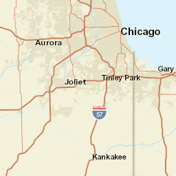 Chicago Tolls Map Maps   Illinois Tollway