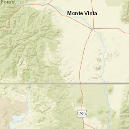 Garden Of The Gods Colorado Map.City Bike Maps Colorado Springs