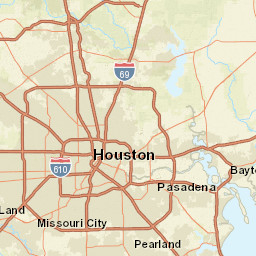 Houston On Map Of Texas.Texas Opportunity Zones