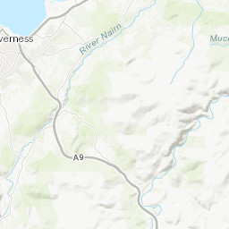 Nairn Scotland Map.Mountains Near Nairn Scotland Mountain Guide Uk Hills Mountain