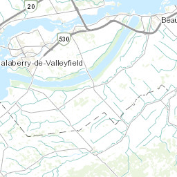 Geologic map of the Malone quadrangle, New York