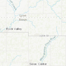 Sioux County Iowa Map.Plat Book Of Sioux County Iowa Digital Maps And Geospatial Data