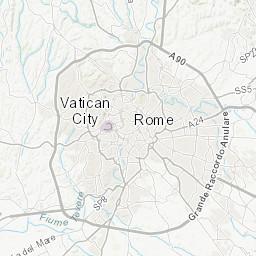 Cartina Roma Ciampino.Zone Dell Agro Romano