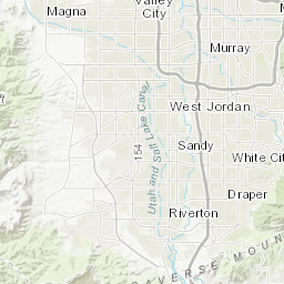 Salt Lake City Maps Citizen Representation