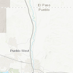 City of Pueblo Street Map | Pueblo, CO - Official Website