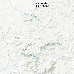 Carte Geographique Andalousie.Ronda Andalousie Espagne Information Geographique Ressources