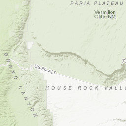 Map Of East Arizona.Hunters Database Arizona S Unit 12a East
