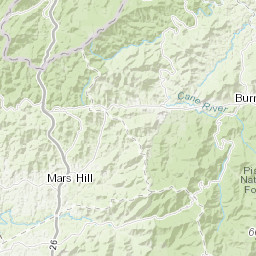 Haywood County Nc Map.Noaa National Weather Service Water County