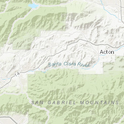 Preliminary Map Of Landslides In The Pacific Palisades Area City Of