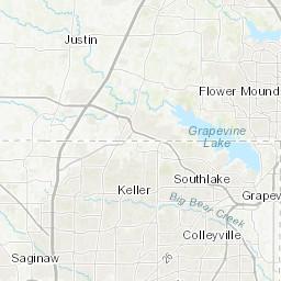 Johnson County, Texas roads, 2011 - Digital Maps and
