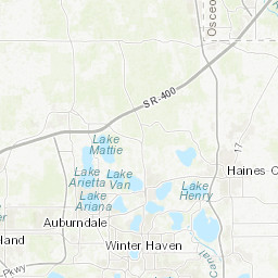 Hardee County Florida Land Parcels 2013 Digital Maps And