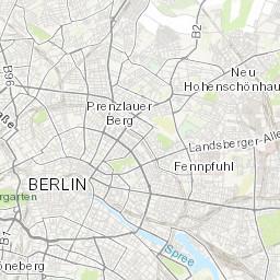 Gay berlin map