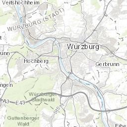Landkreis Würzburg Karte.Mineralienatlas Lexikon Deutschland Bayern Unterfranken Bezirk