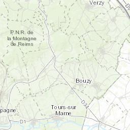 Reims Marne France Information Geographique Ressources De La