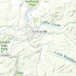 Mount Rainier Lahars and Pierce County