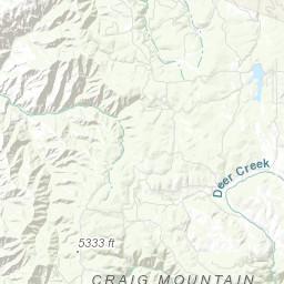 West Fork Sweetwater Creek   Idaho Fishing Planner