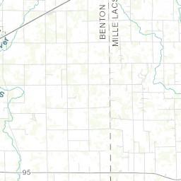 Refuge Map - Sherburne - U S  Fish and Wildlife Service