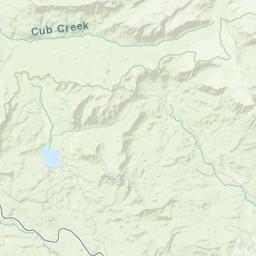 Fremont County Wyoming Map Server.Geologic Map Of The Kisinger Lakes Quadrangle Fremont County Wyoming