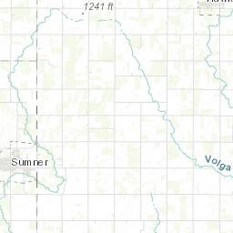 Sumner Iowa Map.Plat Book Of Chickasaw County Iowa Digital Maps And Geospatial