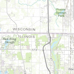 Community College Districts: Lake County, Illinois, United States ...