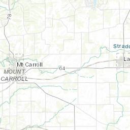 Thomson Illinois Map.Illinois Floodplain Maps Firms