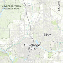 Best Trails in Cuyahoga Valley National Park, OH | MyHikes.org