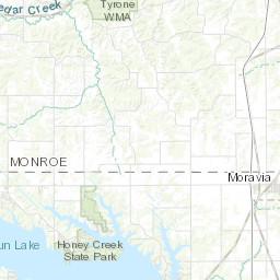 Plat Book of Monroe County, Iowa, 1902 - Digital Maps and