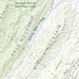 Refuge Map - Canaan Valley - U.S. Fish and Wildlife Service on